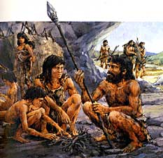 Prehistory - The Old Stone Age